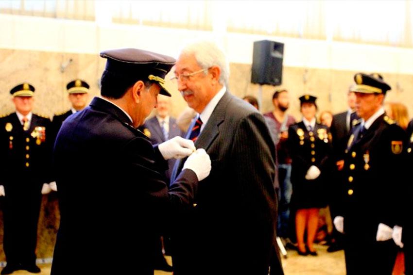 Medalla al Mérito de la Policía Nacional